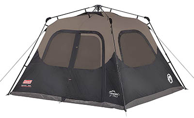 easiest tent to set up reviews
