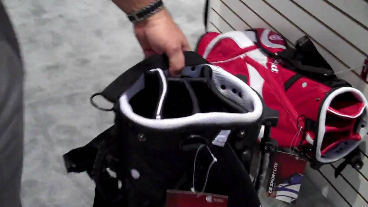 cleveland cg stand bag review