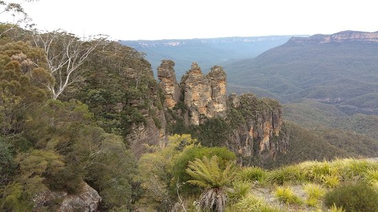 katoomba falls tourist park reviews