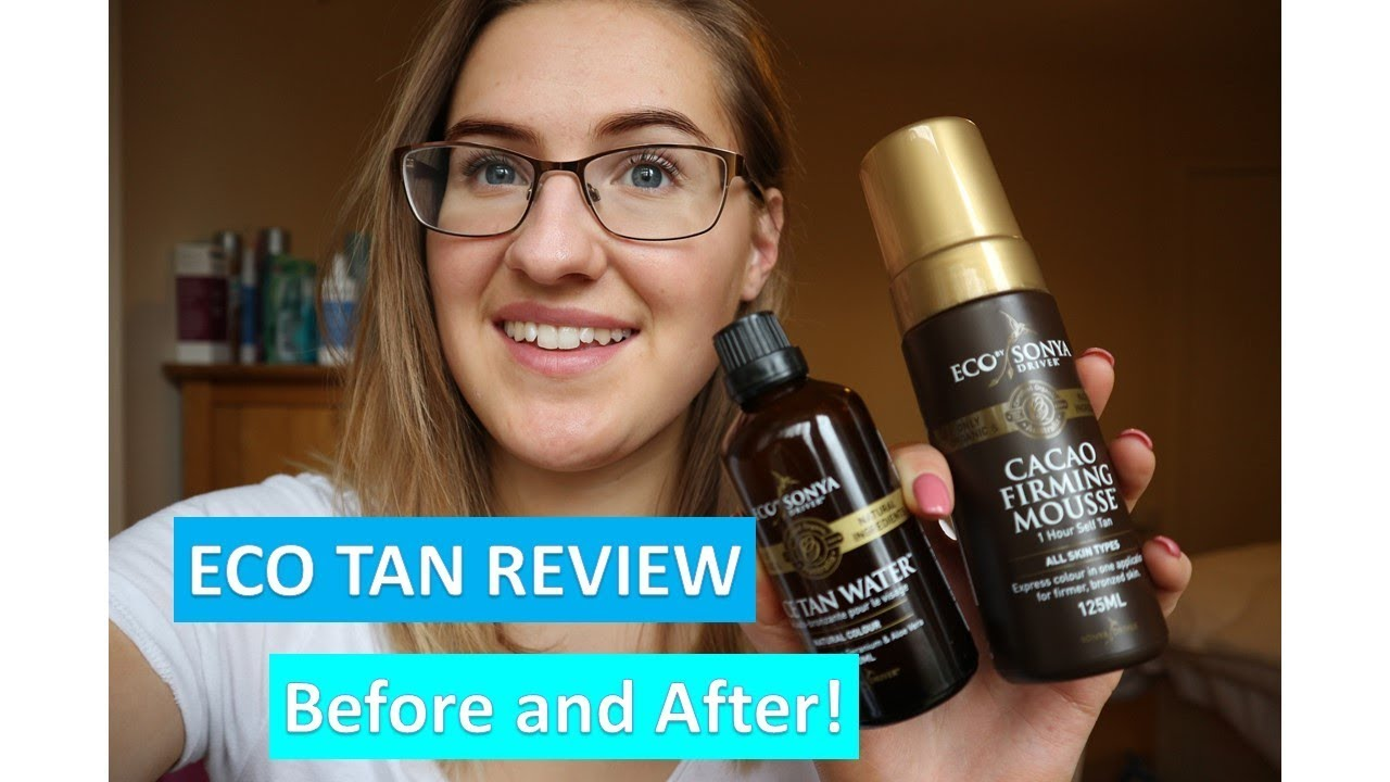 eco tan cacao firming mousse review