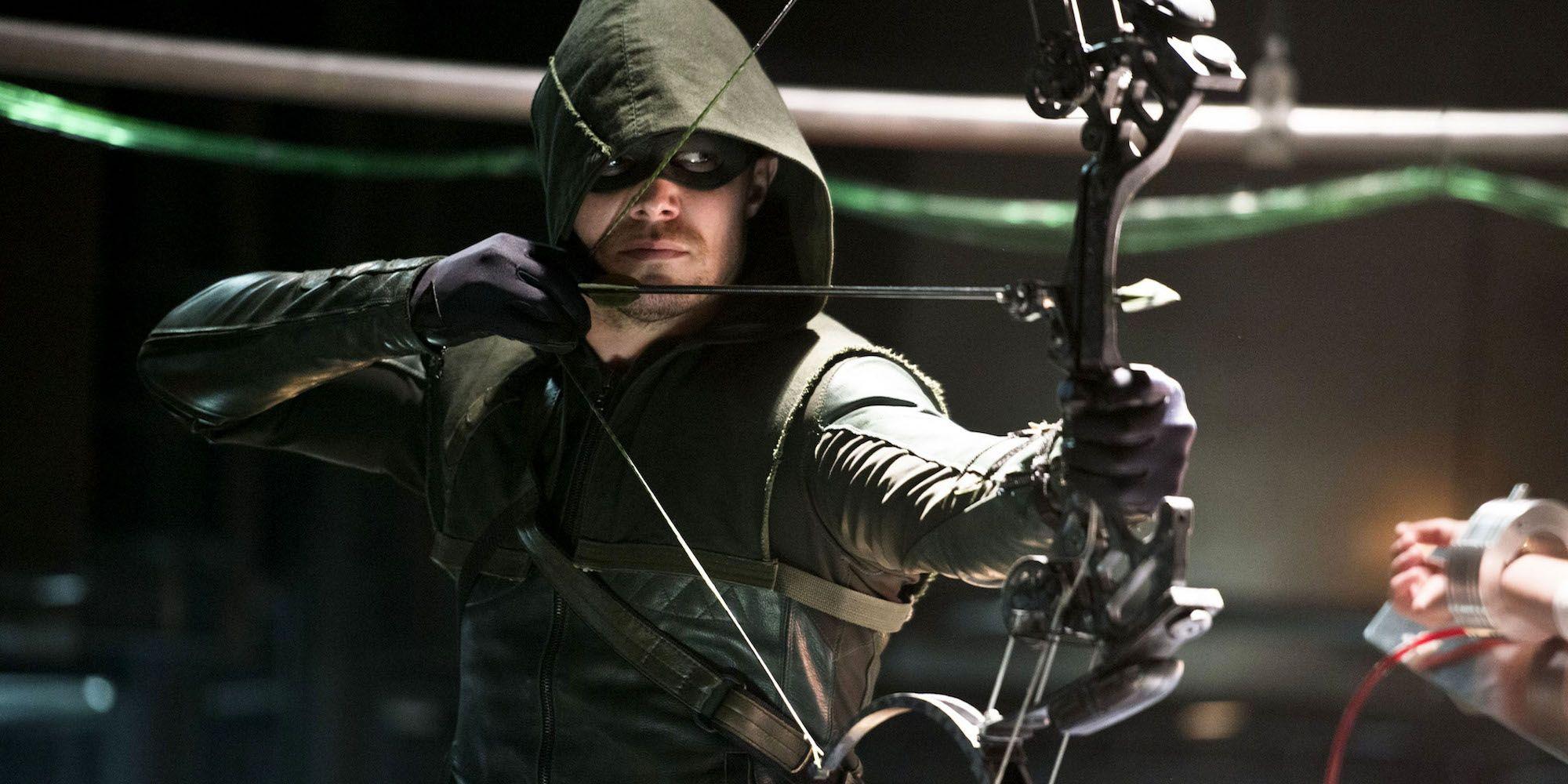 green arrow tv show review