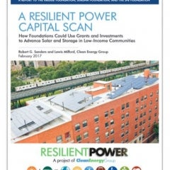 low energy developments solar panel review
