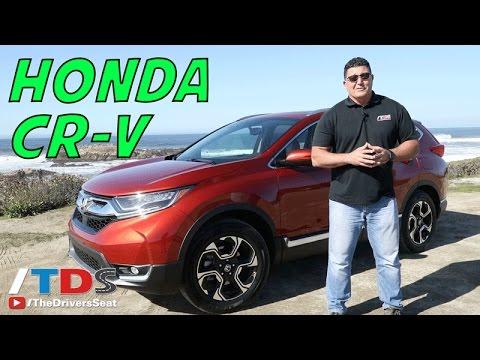 honda crv 2017 review youtube