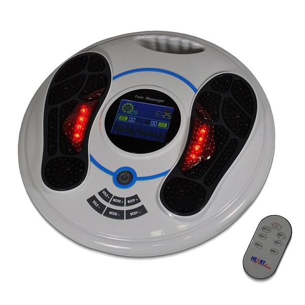 electromagnetic wave foot massager review