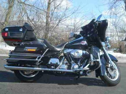 2007 electra glide classic reviews