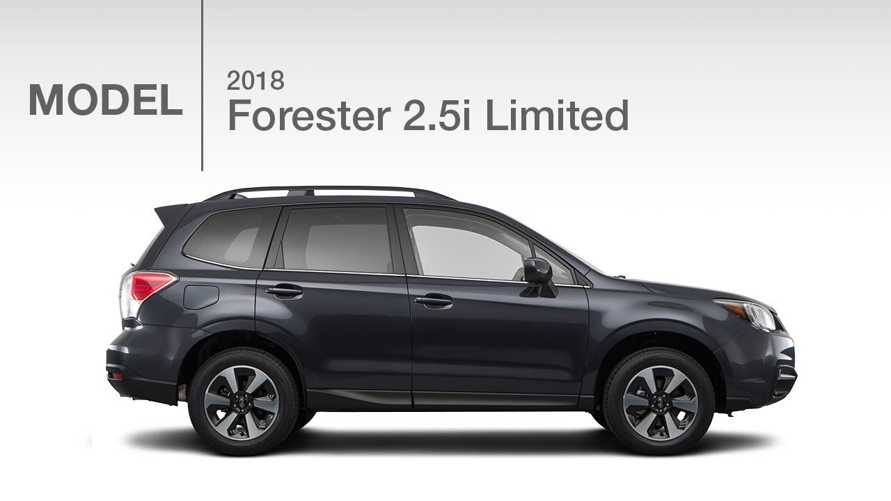 2015 subaru forester 2.5 i limited review