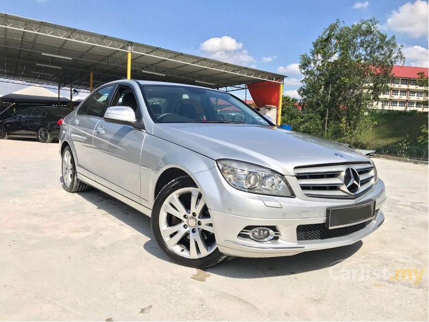 2009 mercedes c200 kompressor w204 avantgarde review