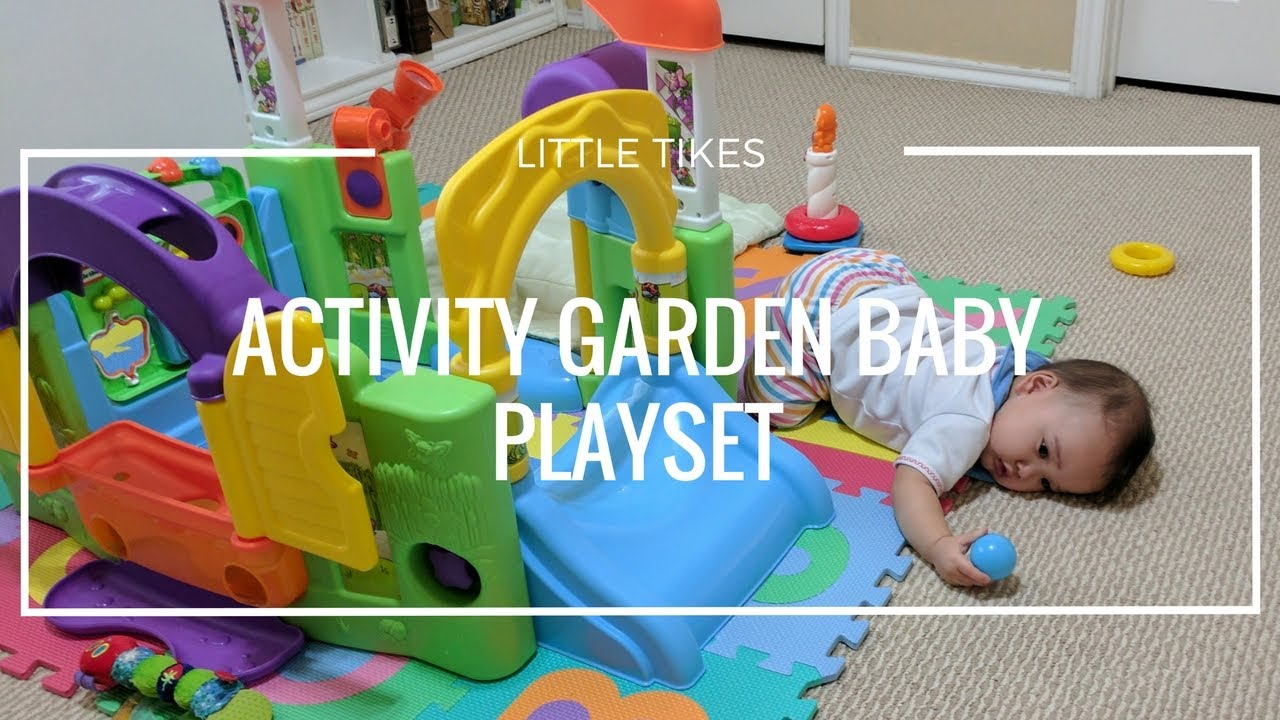 little tikes activity garden reviews