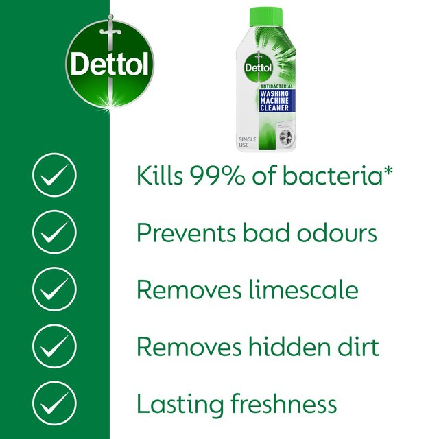 dettol washing machine cleaner reviews