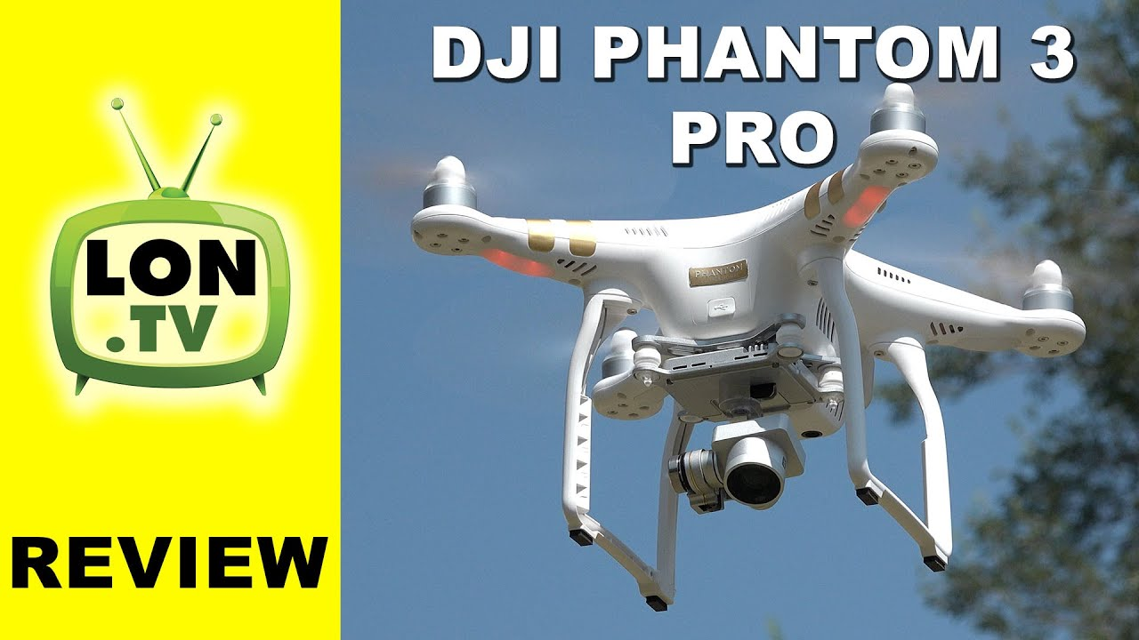 dji phantom 3 4k review