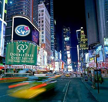 doubletree suites by hilton times square reviews