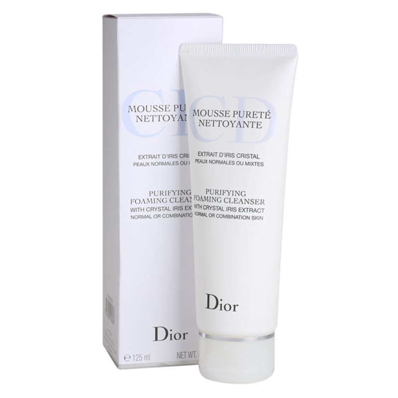 dior gentle foaming cleanser review