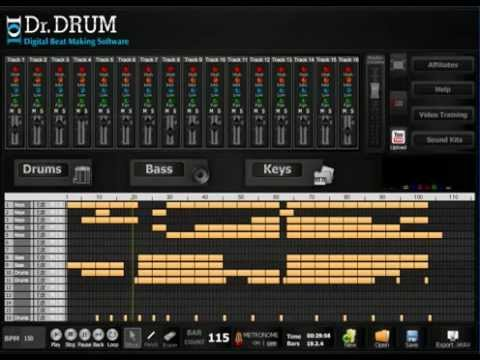 dr drum beat maker review