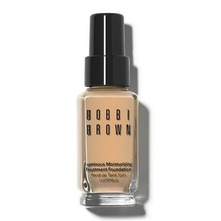 bobbi brown luminous moisturizing treatment foundation review