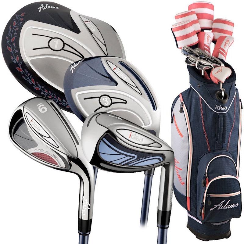 adams womens golf clubs reviews