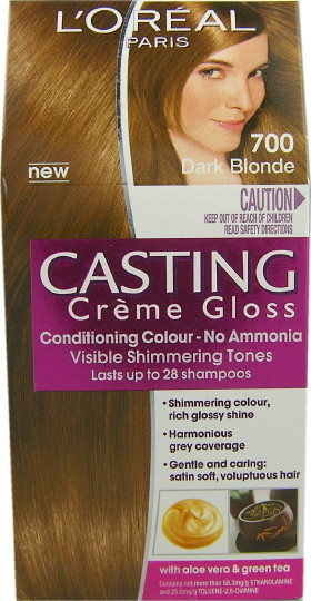 casting creme gloss 700 review
