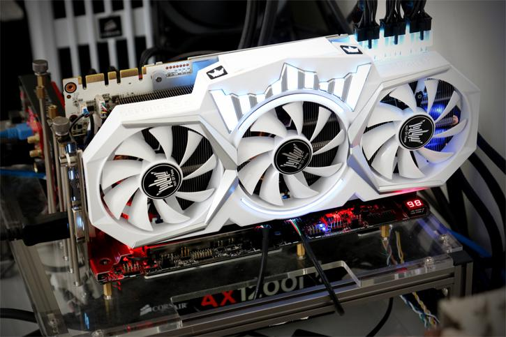 galax gtx 1080 hof review