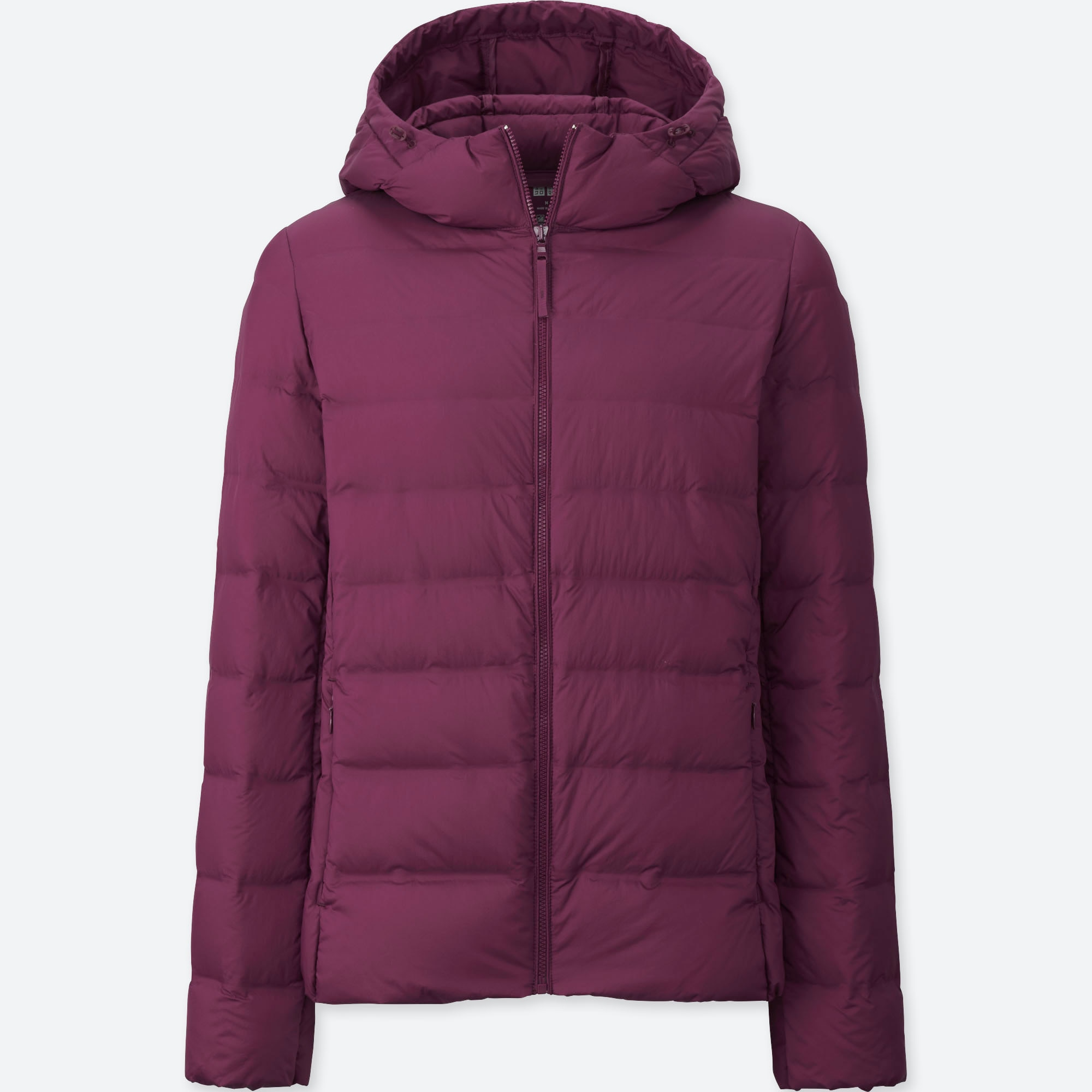 uniqlo ultra light down seamless parka review