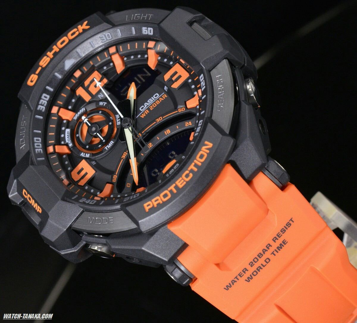 g shock ga 1000 4a review