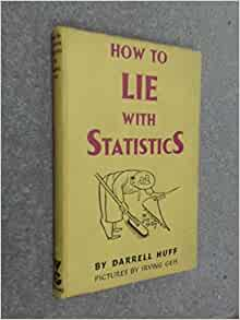 how to lie with statistics review