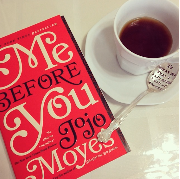 me before you book review