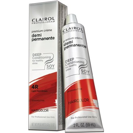 clairol demi permanent hair color reviews