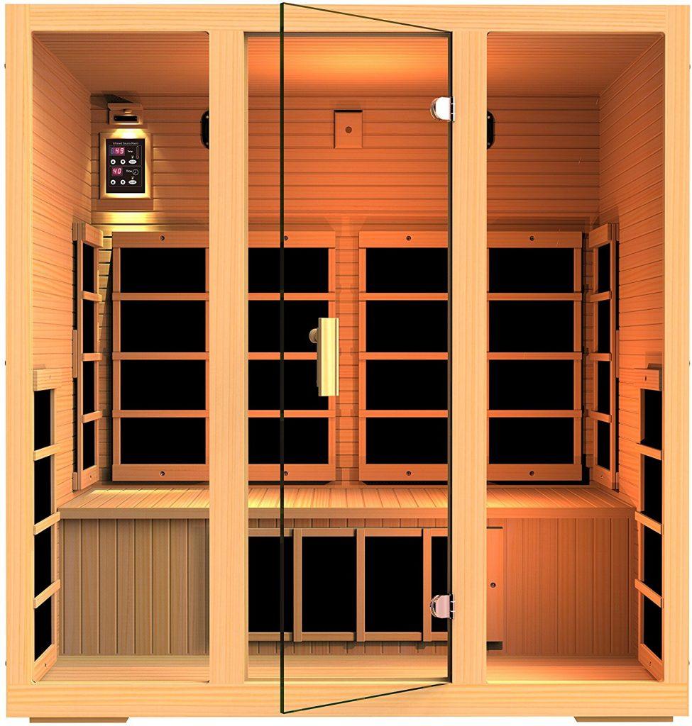 far infrared sauna belt reviews