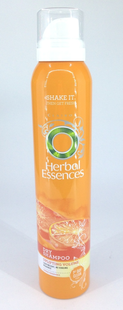 herbal essences dry shampoo review