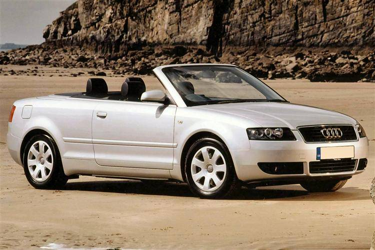2004 audi a4 convertible review