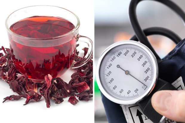 hibiscus tea for high blood pressure reviews