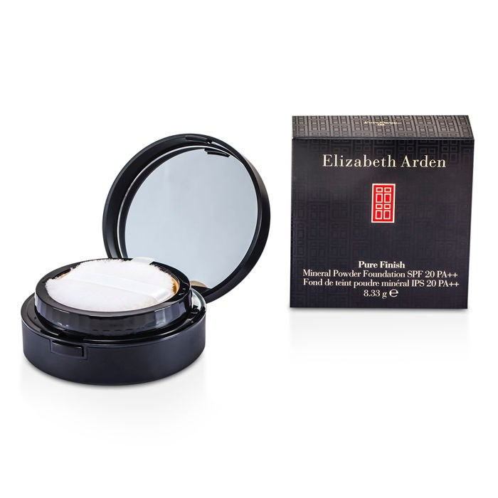 elizabeth arden pure finish mineral powder review