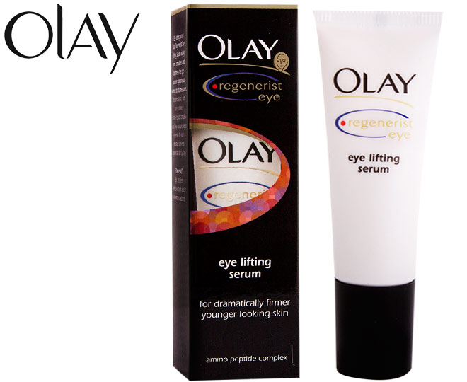 olay regenerist eye lifting serum review