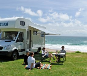 motorhome hire new zealand reviews