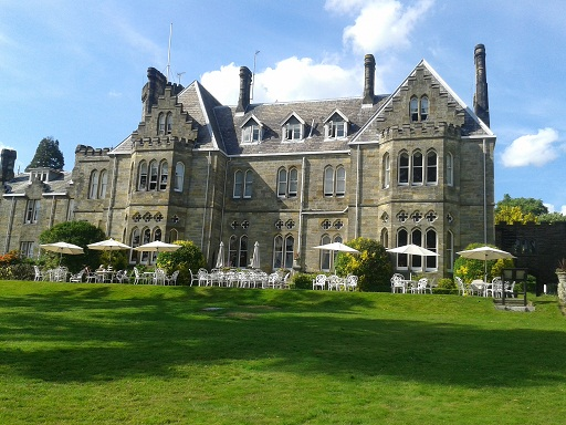 ashdown park hotel and country club reviews
