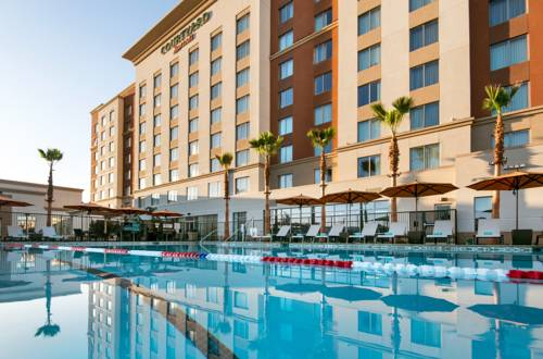 courtyard marriott irvine spectrum reviews