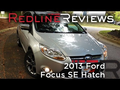 2013 ford focus se review