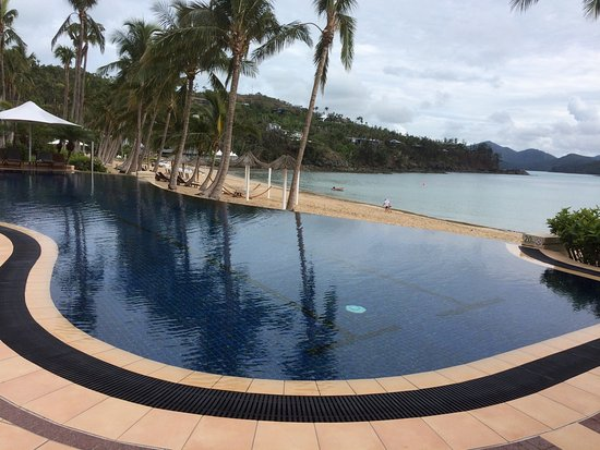 beach club hamilton island reviews