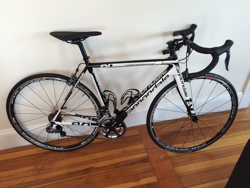 cannondale supersix evo ultegra 4 review