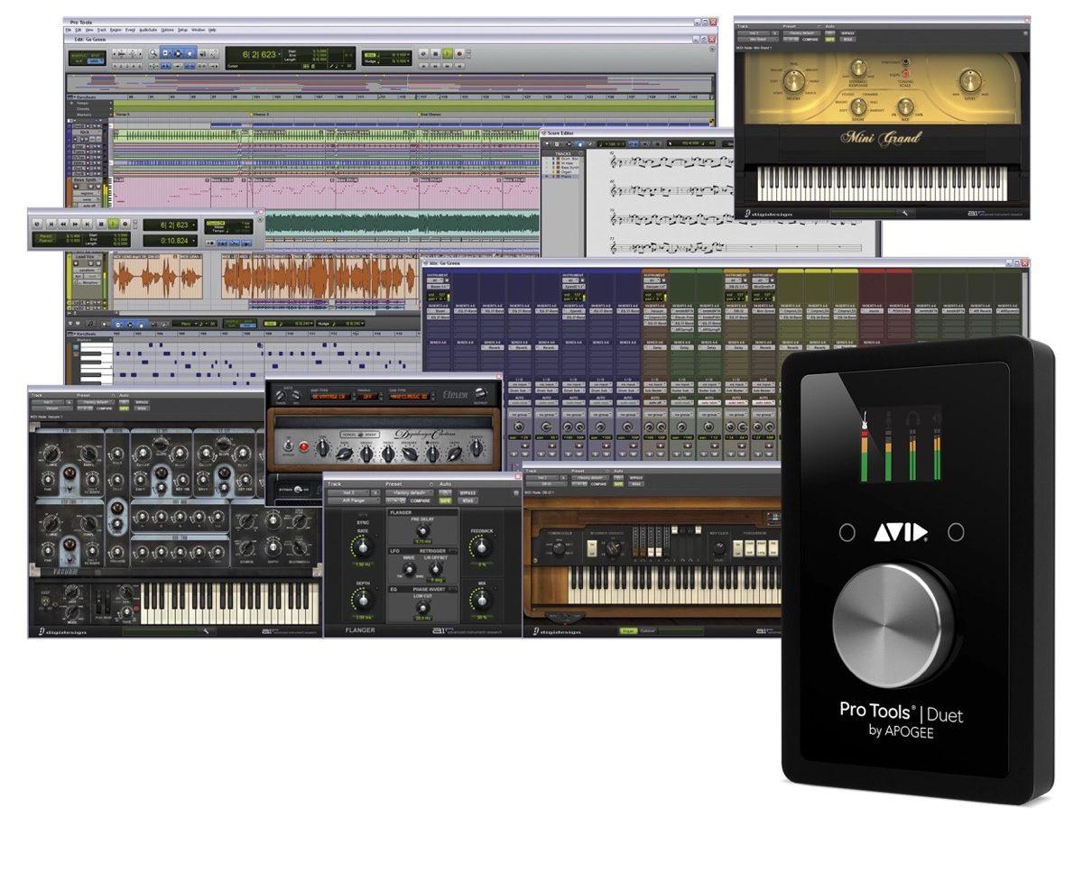 avid pro tools duet review