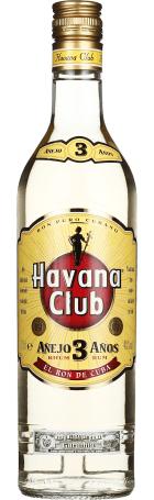 havana club 3 anos review