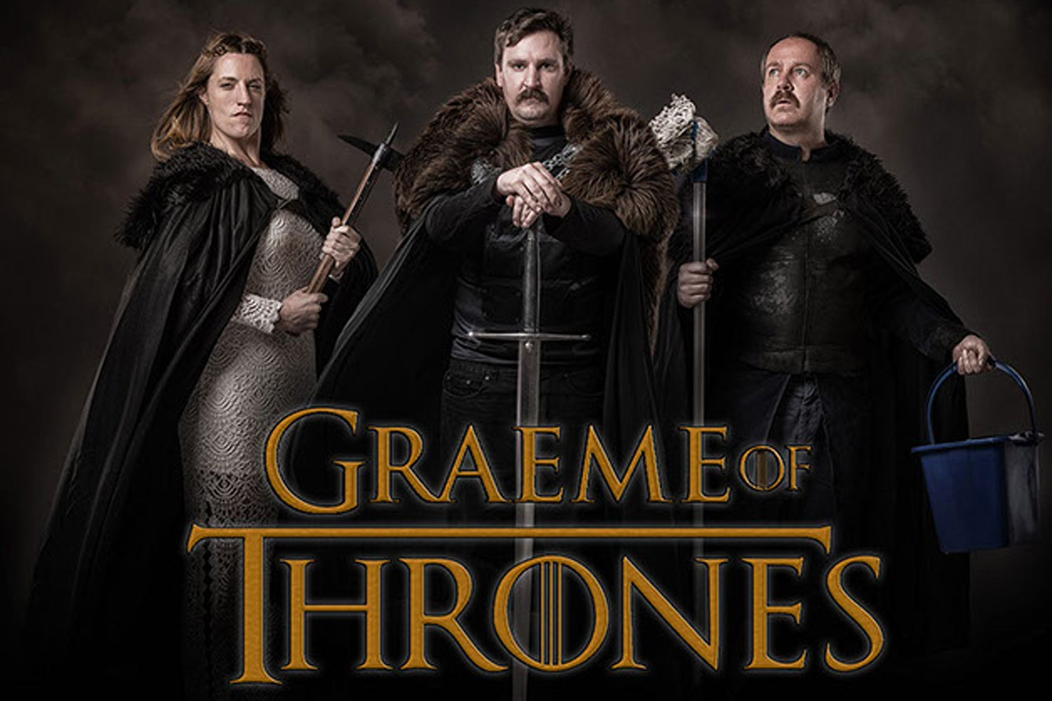 graeme of thrones review 2017