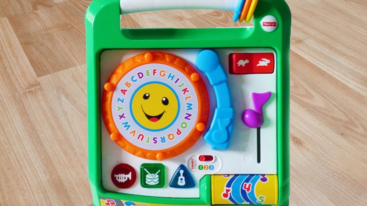 fisher price smart toy review