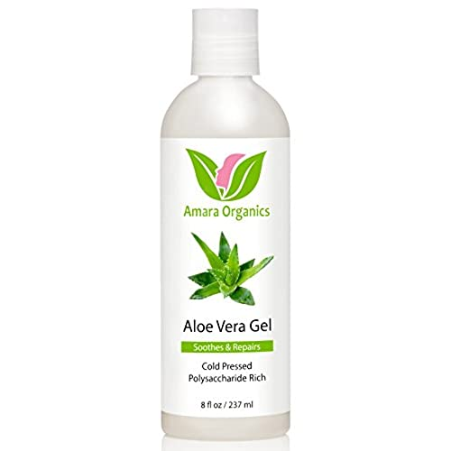aloe vera gel for hair reviews