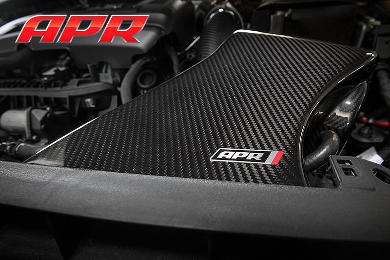 apr carbon fiber intake review