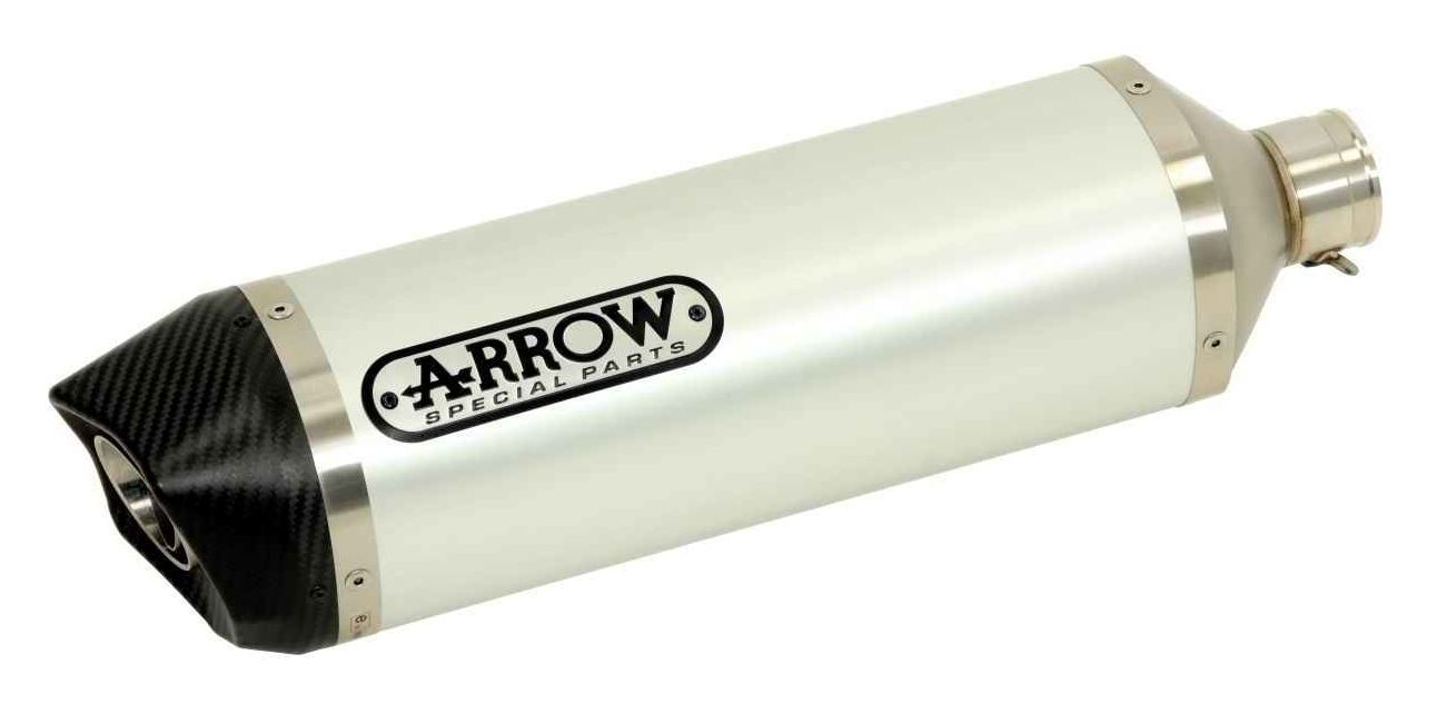 arrow race tech exhaust review