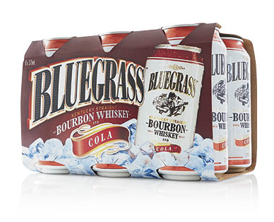 bluegrass bourbon and cola review