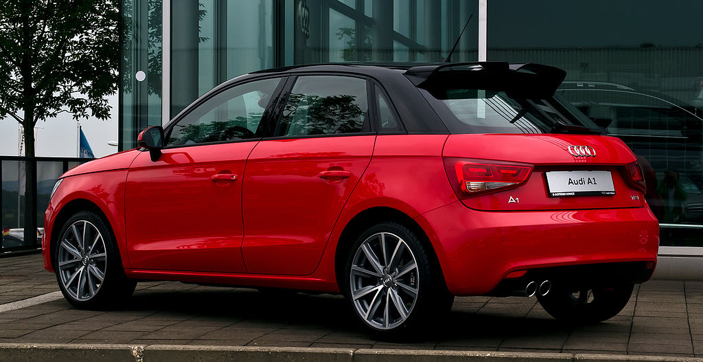 2012 audi a1 ambition review