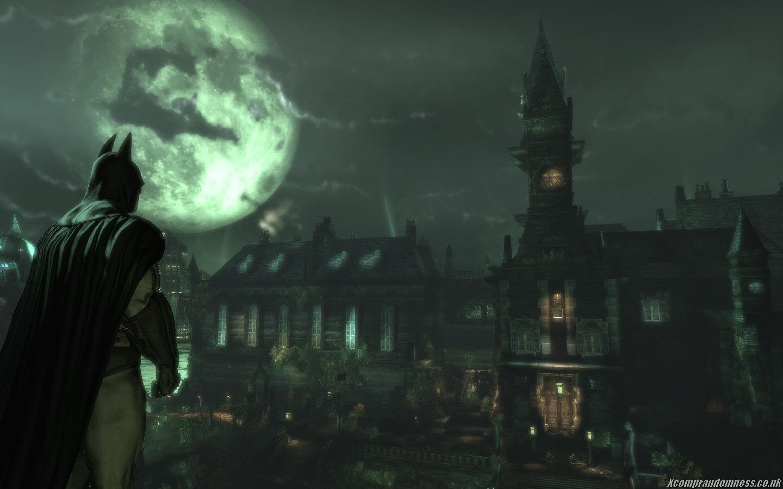 batman arkham asylum game review