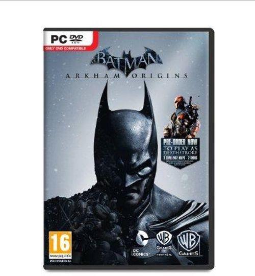 batman arkham city pc review