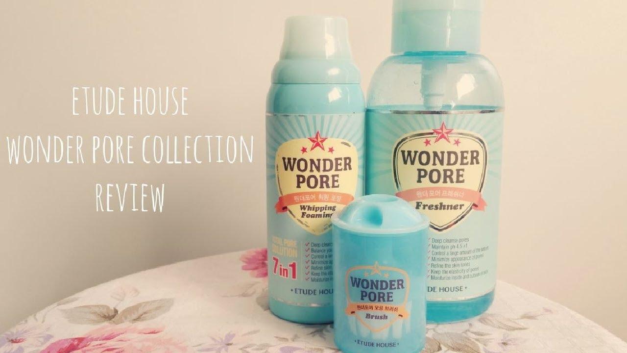 etude house wonder pore essence review